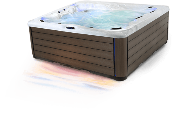 Healthy Living Hot Tub
